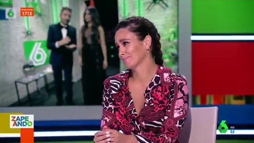 """Cristina Pedroche rompe a llorar al hablar de las Campanadas: """"No quiero que piensen que soy superficial"""""""