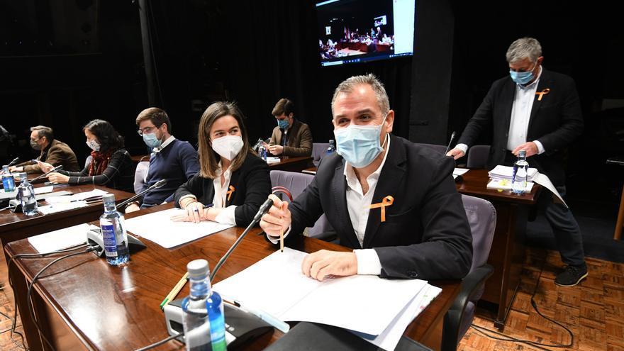El PP reclama al Concello que anule la parte autonómica del recibo del agua de la hostelería