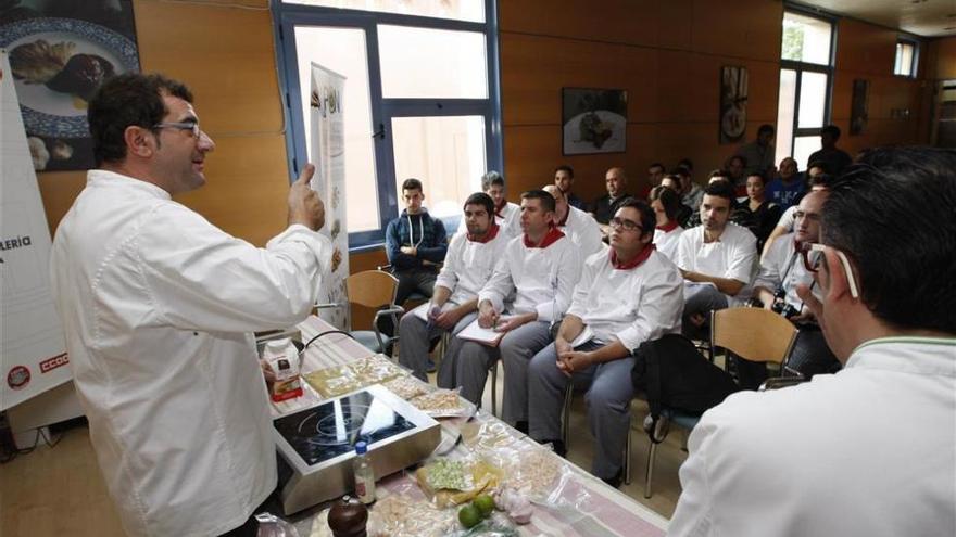 La Junta reclama a la Escuela de Hostelería unos 350.000 euros