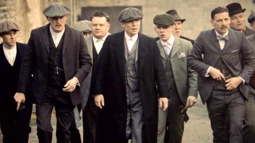 """La """"verdadera"""" historia de los Peaky Blinders"""