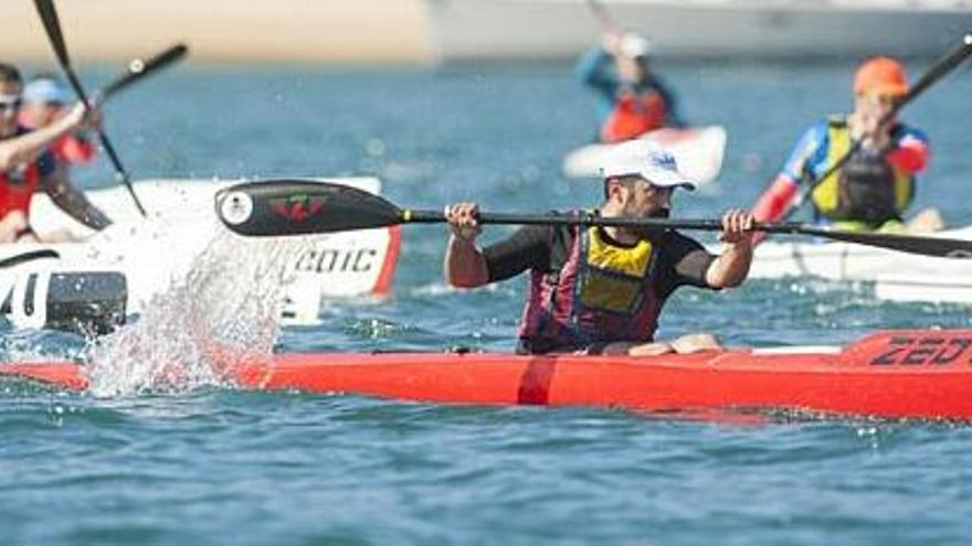 David Rodríguez, undécimo en su categoría en la Eurochallengue de La Vila