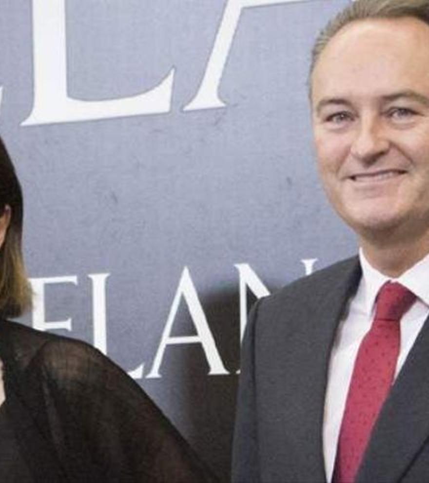 Silvia Jato y Alberto Fabra se casan por sorpresa