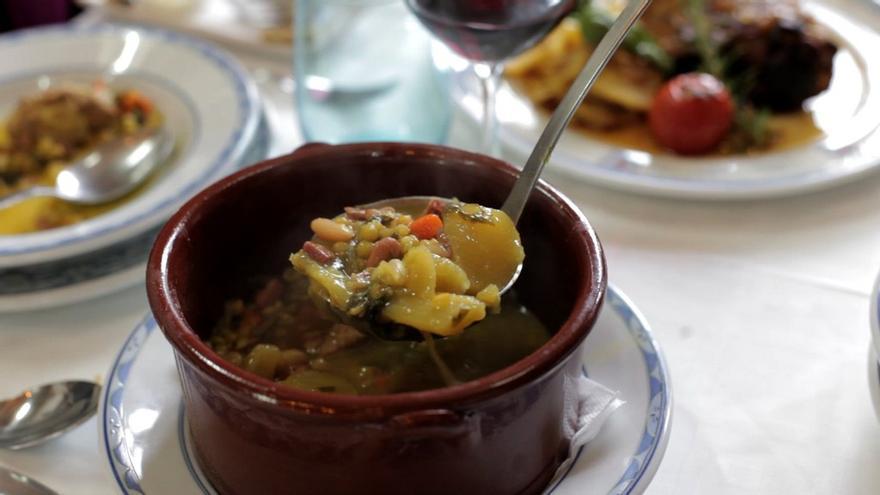 Recetas de Alicante: Olleta alicantina, el plato tradicional perfecto para veganos