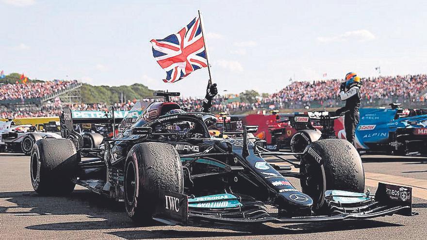 Hamilton y Verstappen retoman su pulso en Spa