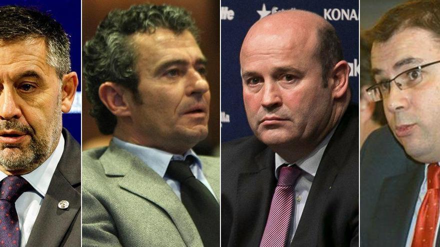 Los Mossos detienen a Bartomeu por el 'Barçagate'