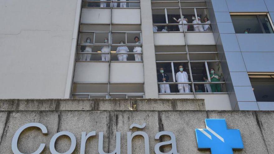 Coronavirus A Coruña | Desciende la presión asistencial