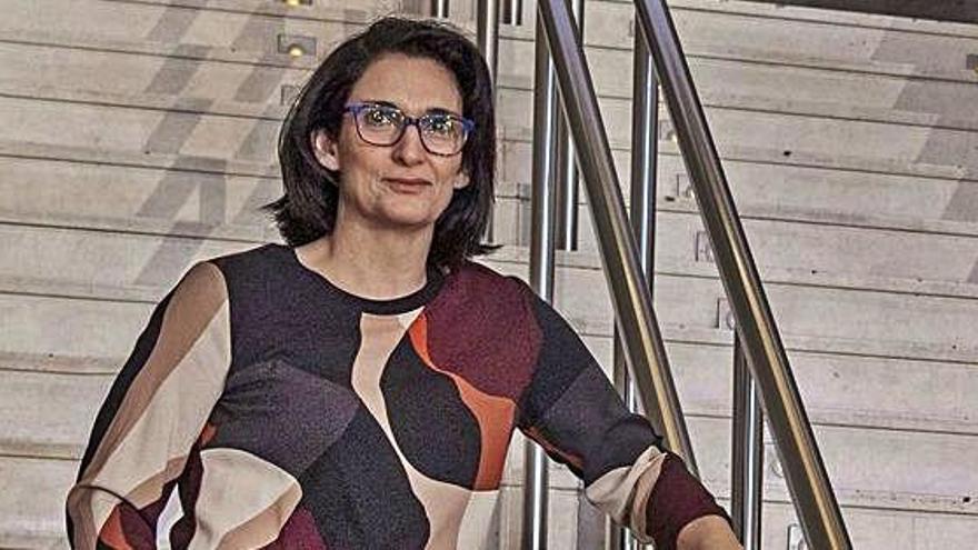 Nuria Enguita dirigirá el IVAM