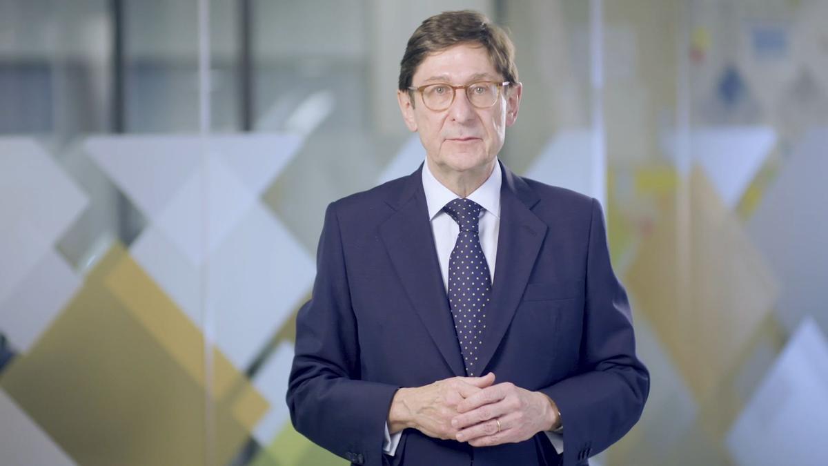 José Ignacio Goirigolzarri. Presidente de Bankia