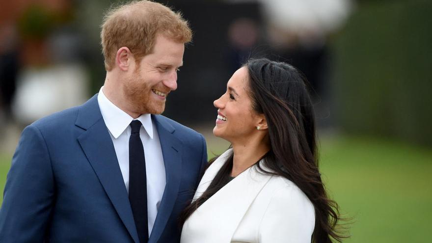 Enrique y Meghan, duques de Sussex, esperan su segundo hijo