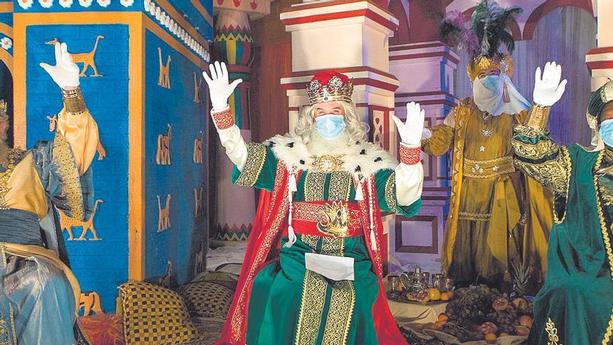 """Los Reyes Magos preparan su viaje a Asturias: """"Este año todos los niños han sido muy buenos"""""""