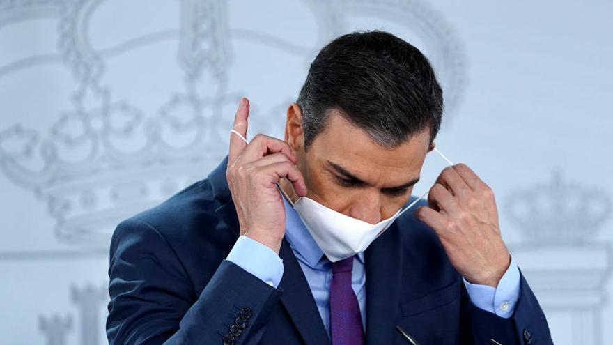 """Sánchez insta a """"arrimar el hombro"""" para aprobar los Presupuestos este año"""