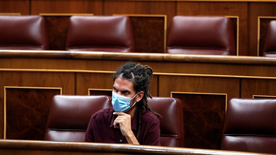 El PSOE tendrá la última palabra sobre el escaño de Alberto Rodríguez