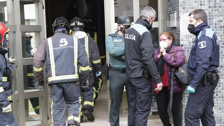 Caso cerrado: el incendio de Villaviciosa fue fortuito y la pareja falleció al inhalar humo