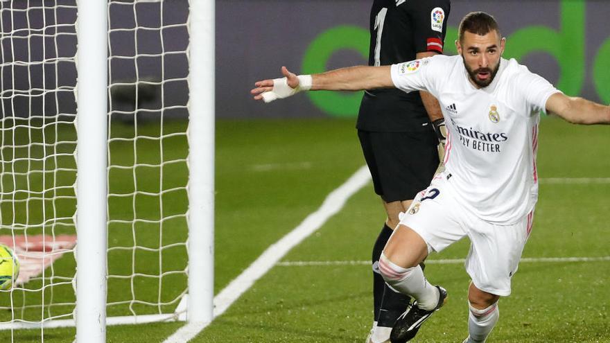 El Granada pone a prueba la buena racha del Real Madrid