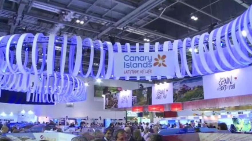 Canarias acude a la World Travel Market de Londres con el objetivo de mejorar la conectividad aérea