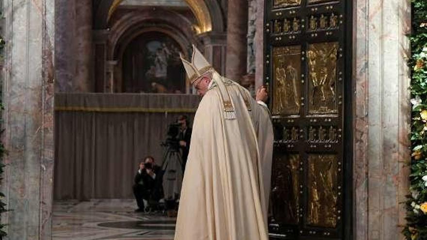 El Papa clausura el Jubileo con una llamada a la reconciliación y el perdón