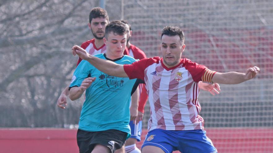 El CE Manresa anuncia la renovació del seu capità Sergi Solernou