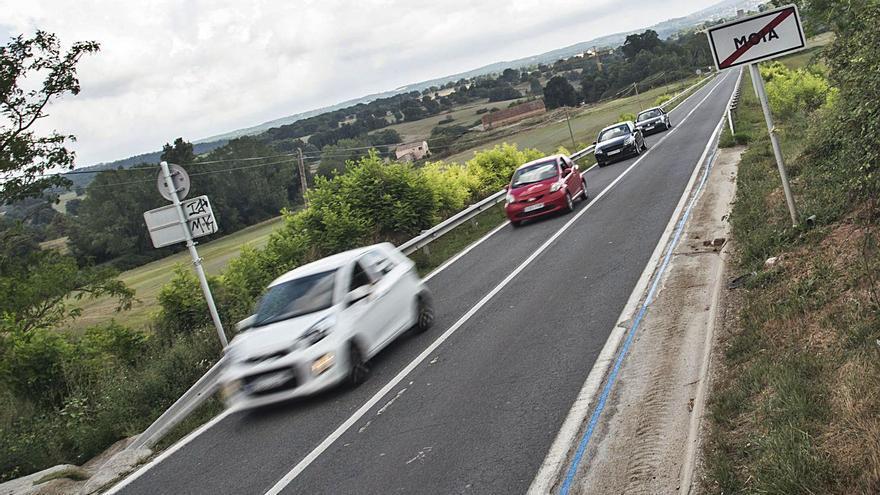 La Plataforma C59 segura demana una ampliació definitiva de la carretera