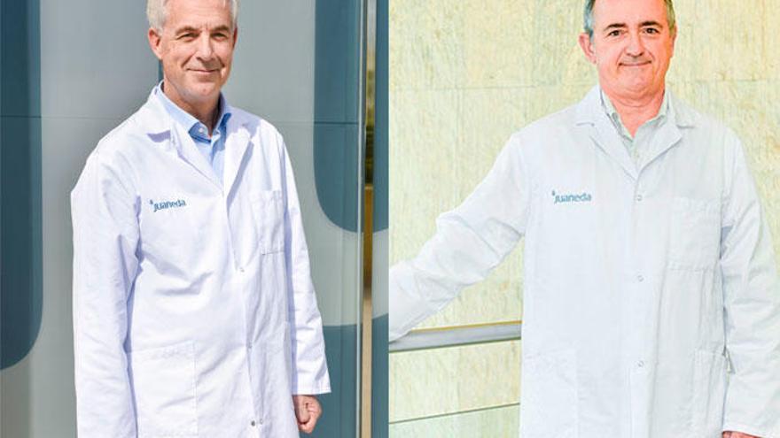 Juaneda Hospitales incorpora a Luis Masmiquel y Luis A. Gómez especialistas en obesidad persistente