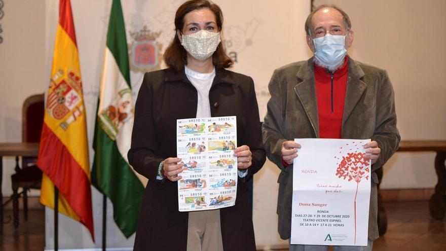Cruz Roja organiza una campaña de donación de sangre en Ronda