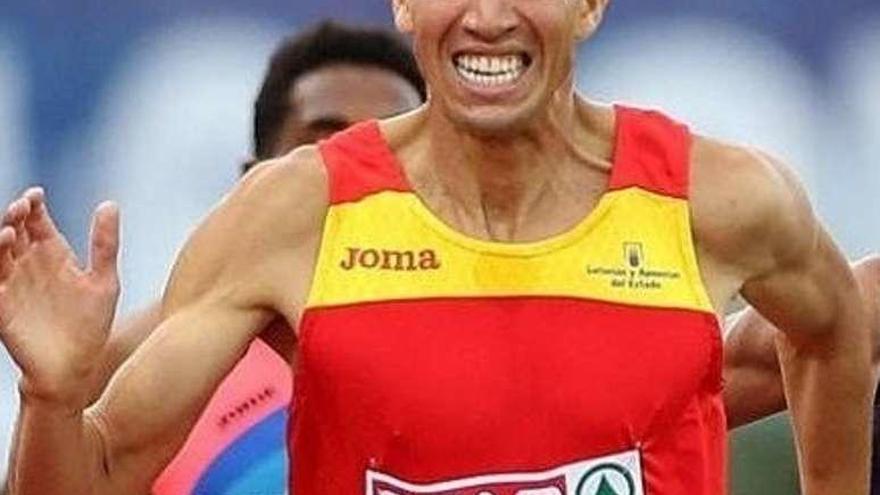 Adel Mechaal, quinto en la final más lenta de 3.000 metros