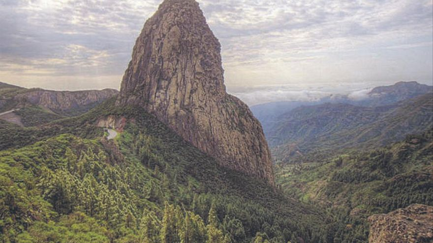 El Cabildo de La Gomera presenta al Estado un plan de sostenibilidad turística para la isla