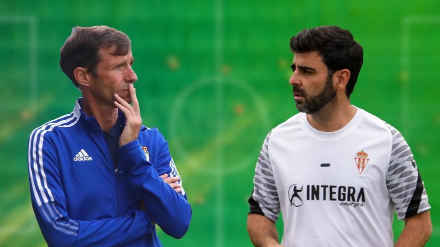 La opinión sobre el Oviedo, el Sporting y el Barça: Pie de atleta y un culebrón turco-culé
