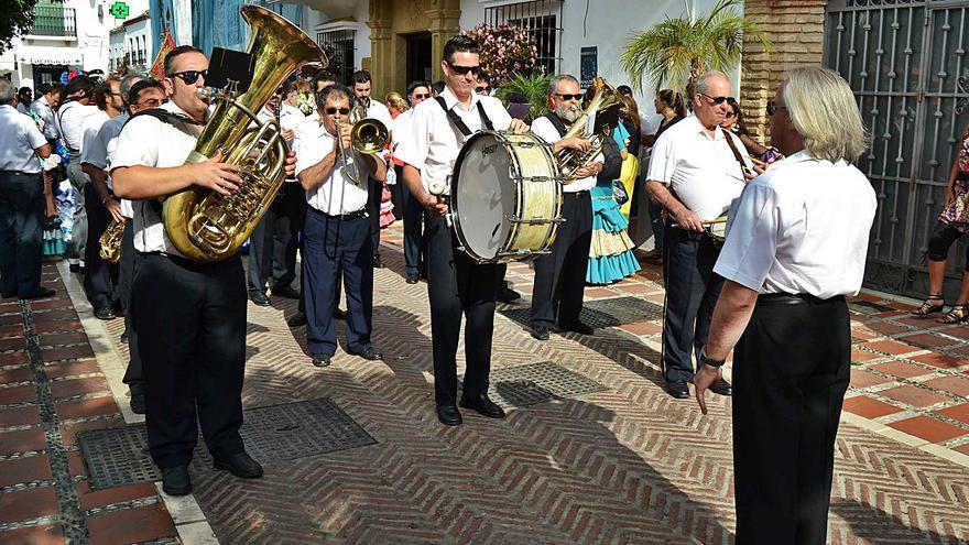 El Ayuntamiento de Marbella destinará 95.000 euros a contratar a una banda musical