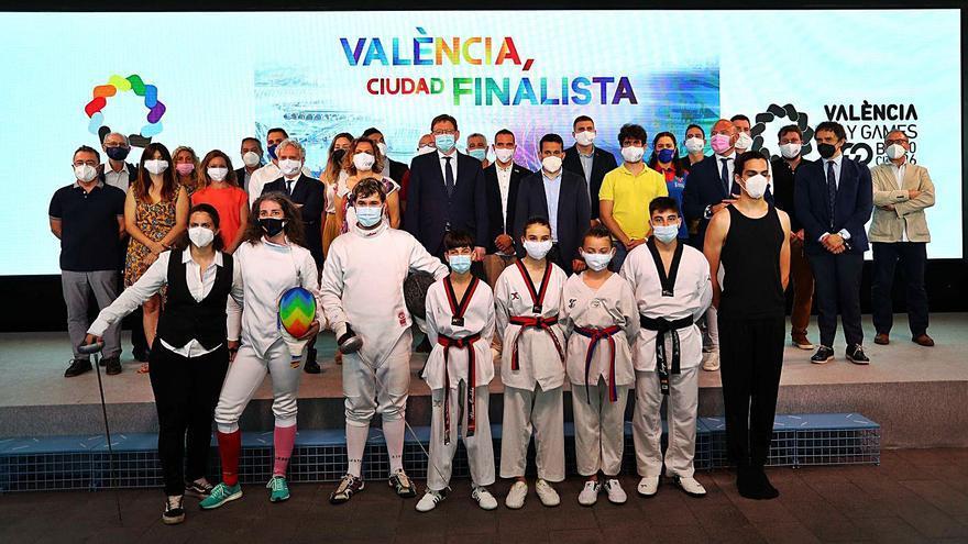 València lanza su candidatura para los «Gay Games» de 2026