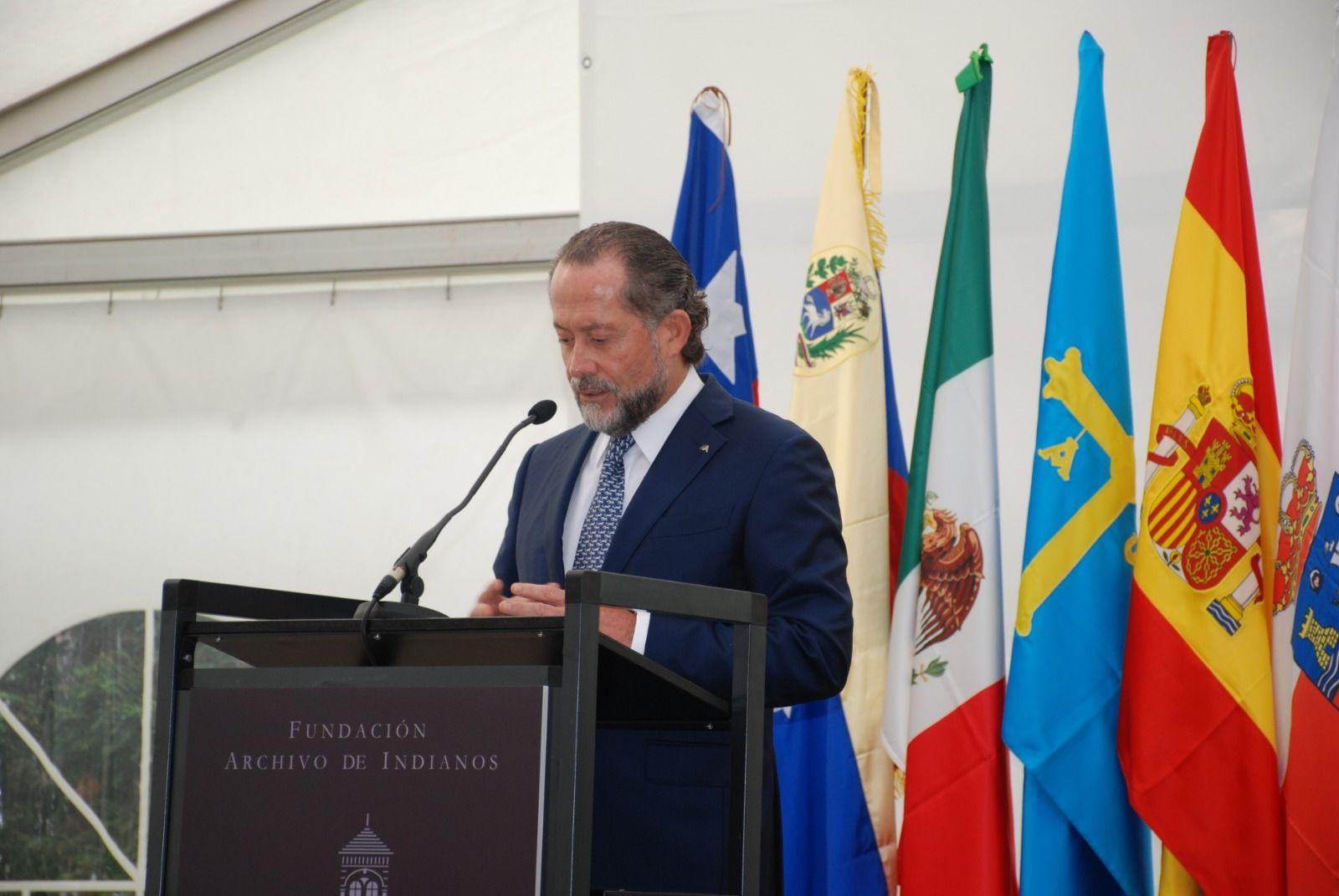 III Encuentros Hispano-Amerianos, celebrado en el Archivo de Indianos-Museo de la Emigración de Colombres