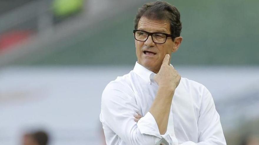 """Capello: """"¿Entrenar al Madrid? Debe ser una broma"""""""