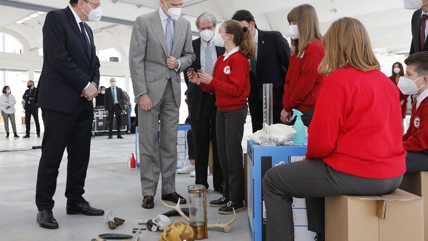 La Fundación Princesa de Girona reflexiona sobre los desafíos de la ciencia y la necesidad de impulsar el talento de los jóvenes a través del 'mentoring'
