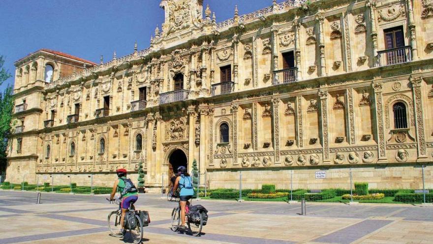 Canarias prepara su inclusión en el Camino de Santiago