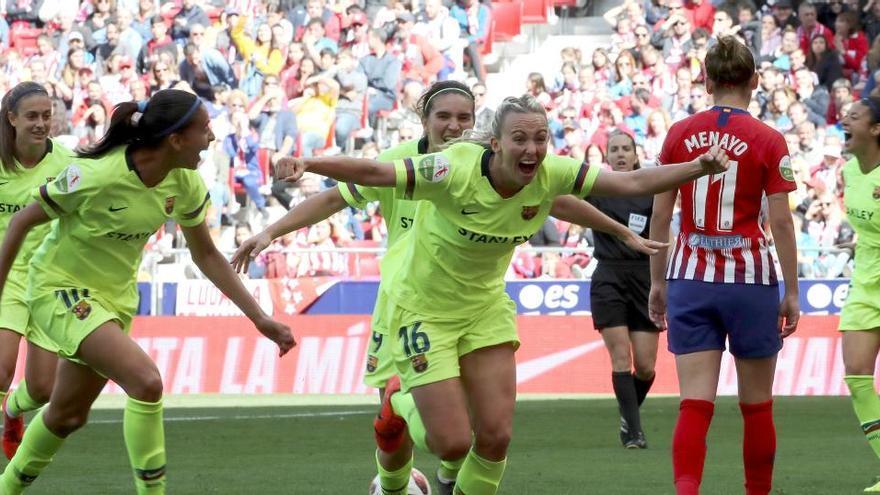 La 'Final a 8' de la Champions femenina se jugará en Bilbao y San Sebastián