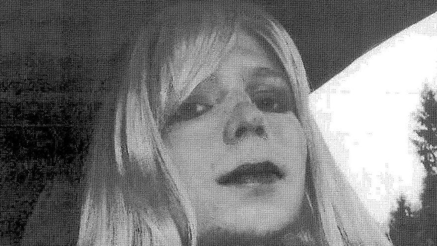 Chelsea Manning, en libertad por el perdón de Obama