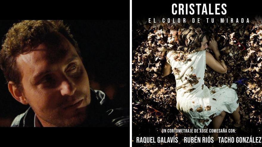 """Así es """"Cristales. El color de tu mirada"""", un corto rodado entre Vigo y Allariz"""