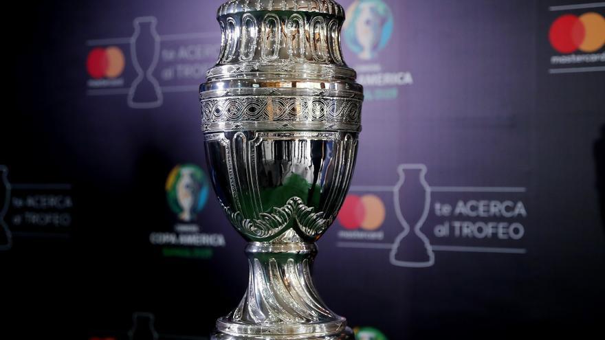 La Conmebol confirma cuatro sedes en Brasil para la Copa América