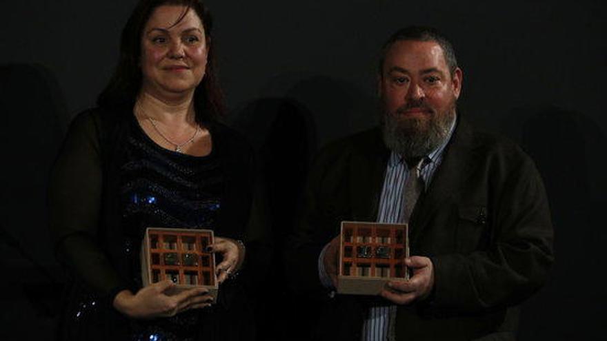 Xavier Theros guanya el Premi Josep Pla i Care Santos s'emporta el Nadal