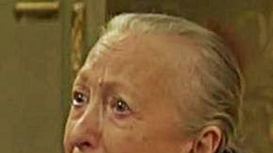 Fallece la actriz Concha Hidalgo a los 95 años