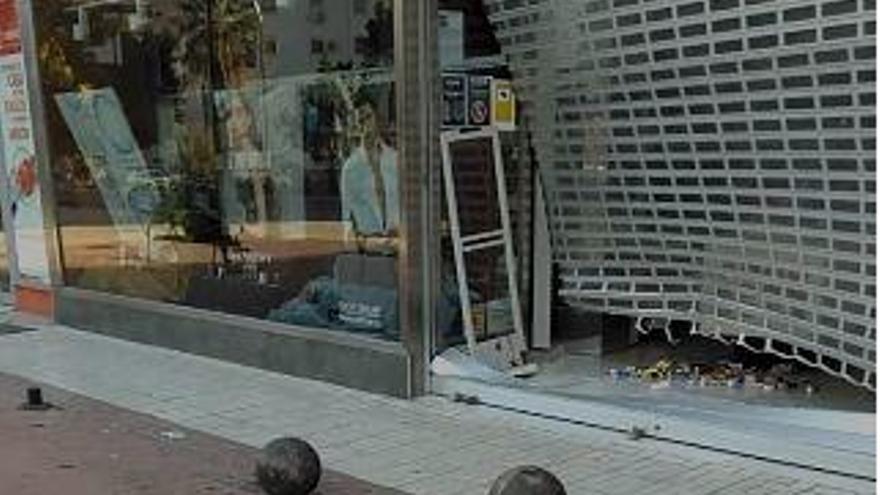 Nuevo alunizaje en la tienda de Primor de la Carretera de Cádiz