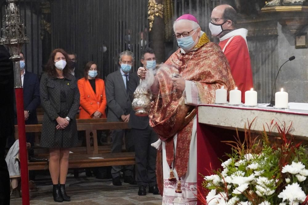 El Bisbe Francesc Pardo avui.