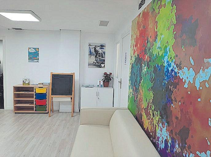 """Una sala """"amable"""" para atender a las víctimas de violencia machista y a sus hijos"""