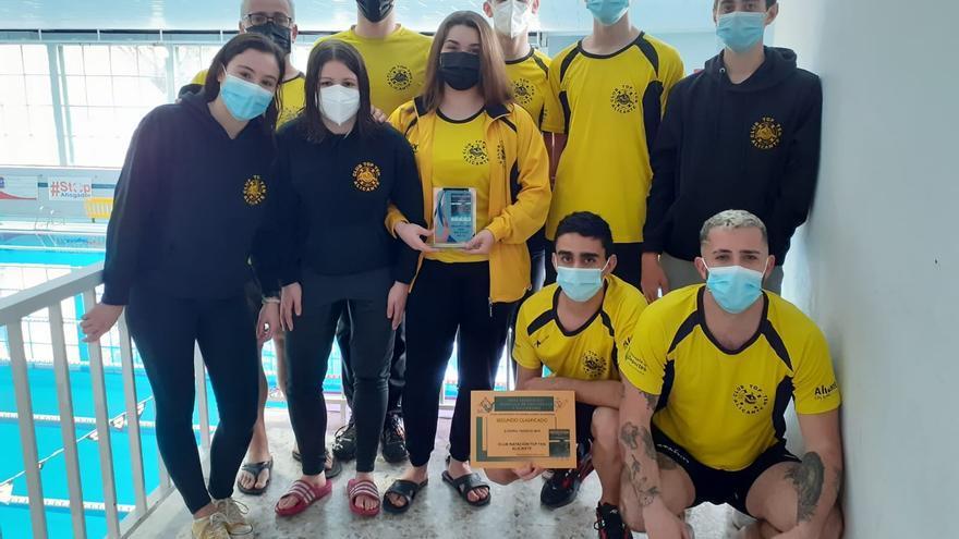 Los alicantinos brillan en el Nacional de salvamento y socorrismo