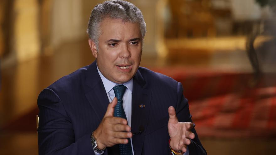 """Duque asegura que Colombia no reconocerá la """"dictadura oprobiosa"""" venezolana"""