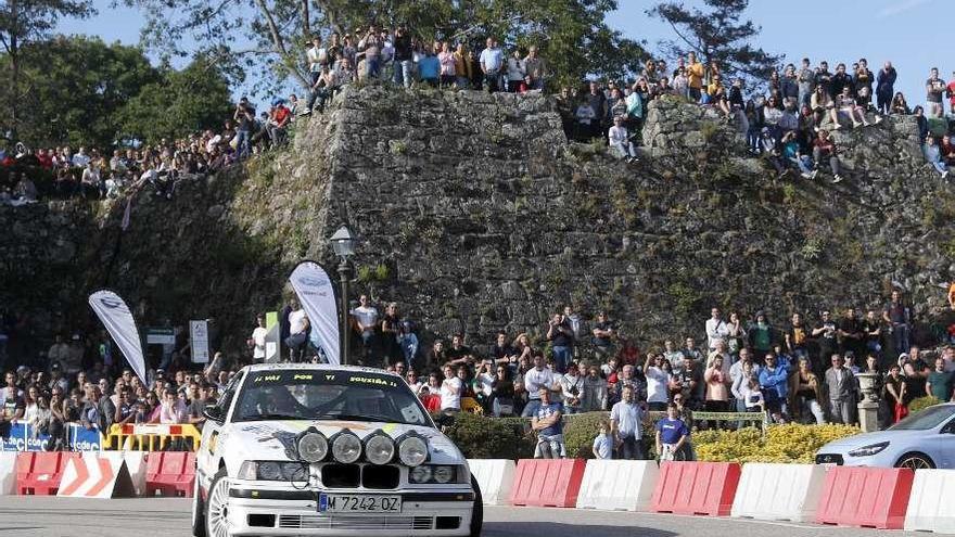 El Rally Rías Baixas tiene nueva fecha para 2020