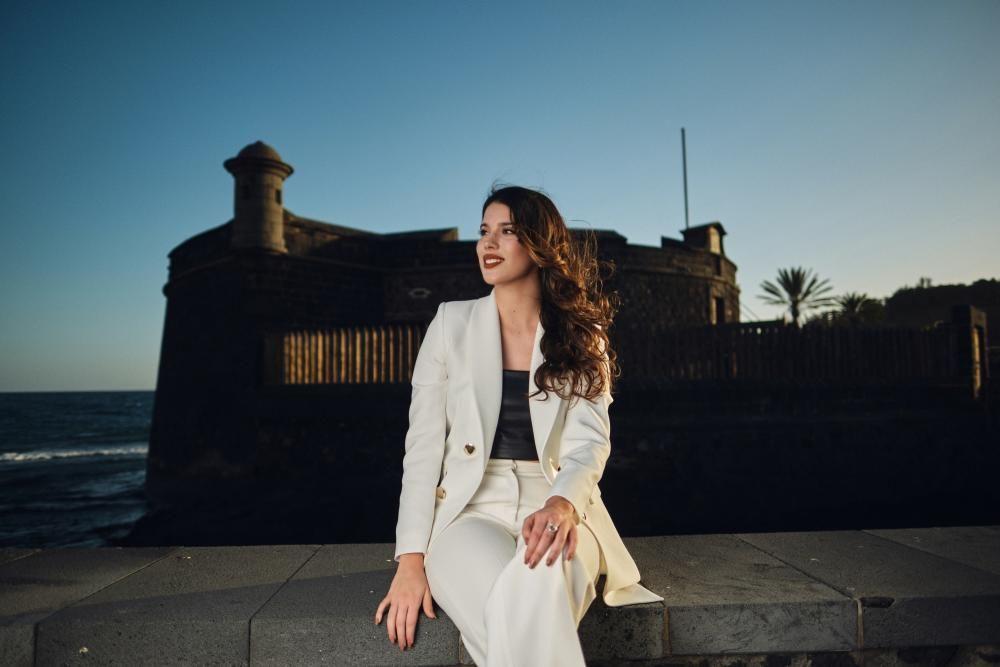 Candidatas a Reina: Judith Muguélez (6)