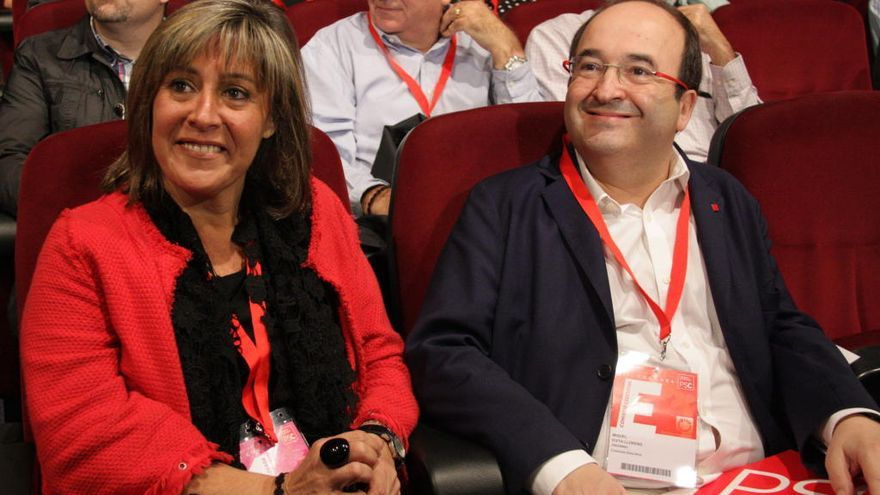 Marín passa a ser la número dos del PSC en una direcció pactada de matinada