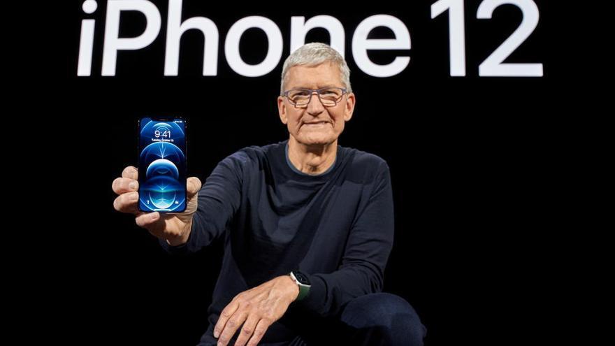 Así son los nuevos iPhone 12, el primer móvil 5G de Apple