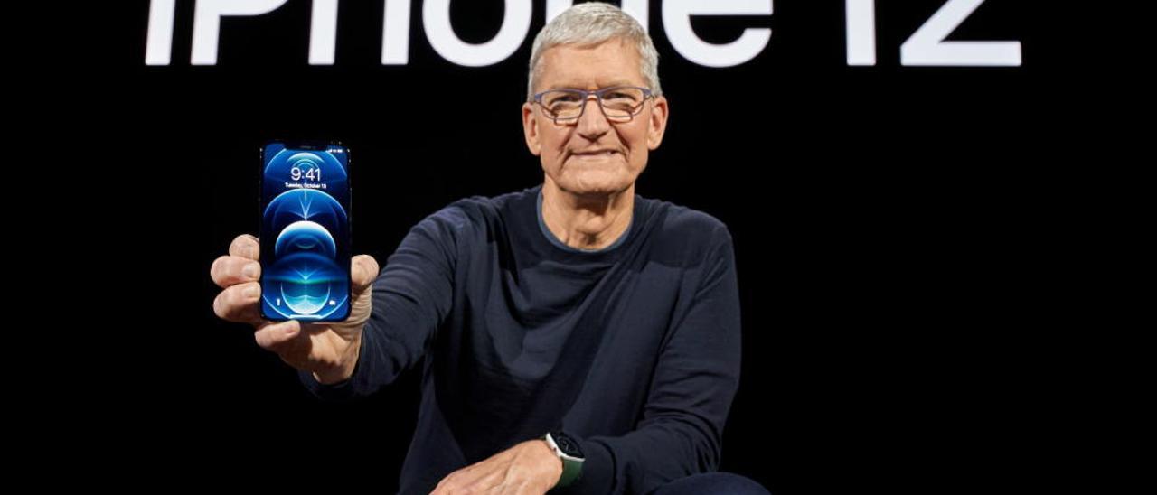 El nuevo iPhone 12