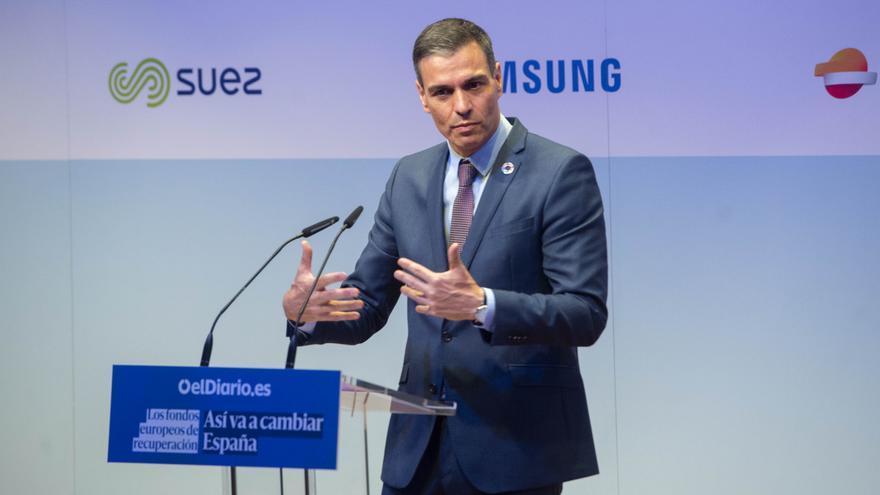 Sánchez anuncia un plan para situar a España a la vanguardia en sanidad y ciencia
